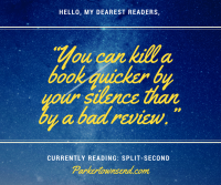 Bad Reviews Aren't The End of The World for Authors...